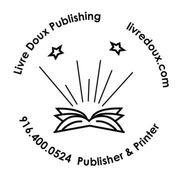 Black and white illustration of a book with sunlight. writersarcanum.group - Earn-25-percent-LDP-Books